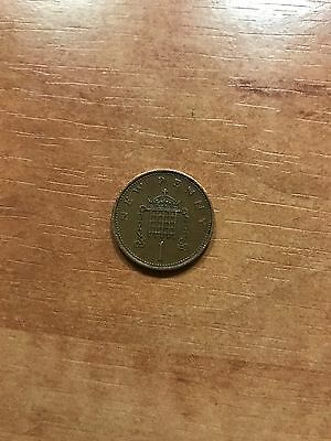 new penny 1971