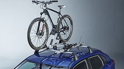 Suzuki Genuine Swift Sport Lockable Roof Bike Rack Cycle Carrier 990E0-59J20-000