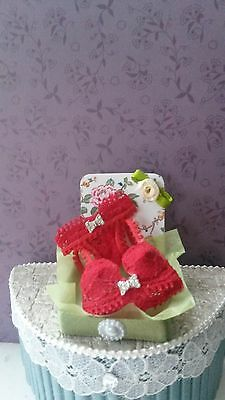 1:12th scale~Lingerie and display box set~ hand made by suey