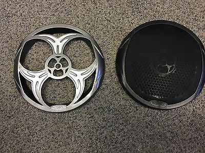 Fusion 6 inch Speaker Grilles - Marine Sports (2 Pairs)