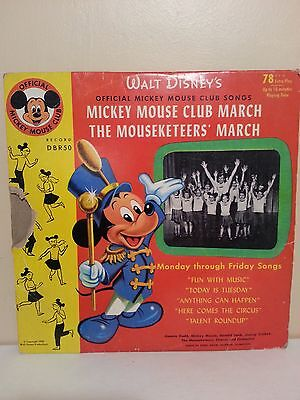 Disney'S Offical Mickey Mouse Club Songs