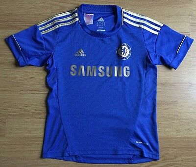 Chelsea 2012,13,Home,Adidas,Boys Football Shirt...Great Condition....