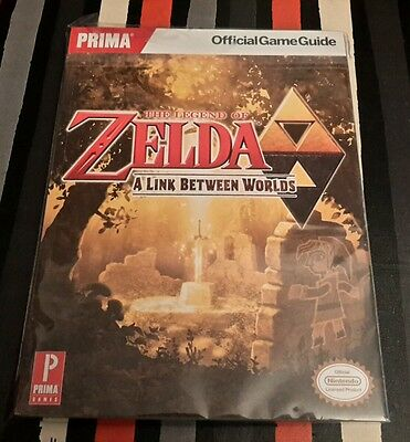 Guia The Legend Of Zelda A Link Between Worlds (New)(English)