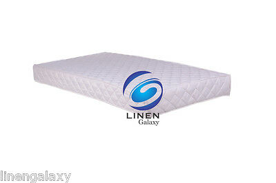 COT BED MATTRESS BREATHABLE FOAM MATTRESS COT BED Size 160 x 70 x 13 cm