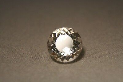 Colourless Scapolite 2.2ct - Rare Gem with Pink Fuorescence