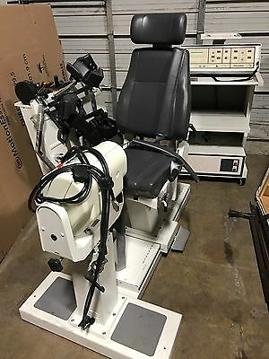 Biodex Medical System 3 Dynamometer System Single Chair Accessories And Cart