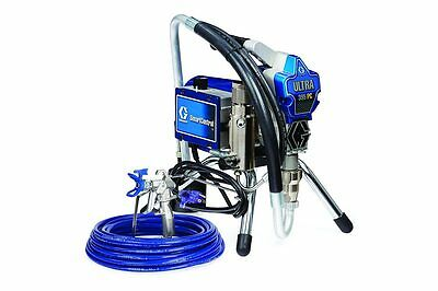 New Graco 395 PC Electric Airless Paint Sprayer 17C314
