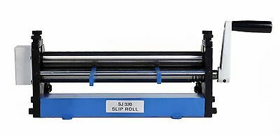 """12"""" Bench Model Slip Roll Forms Cylinders, Reverse Curves & Radius Bends"""