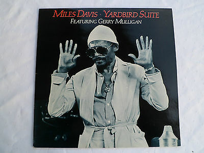 Miles Davis Featuring Gerry Mulligan ‎– Yardbird Suite - Vinyl - Lp