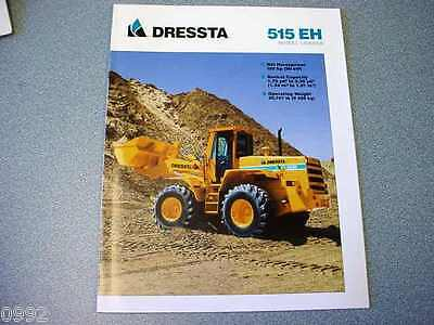 Dressta 515EH Wheel Loader Brochure