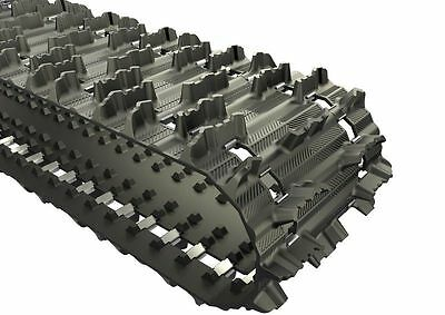 """New Composit T38 Talon snowmobile track 136 X 15 X 1.5"""" Lug Fully Clipped 2.52"""
