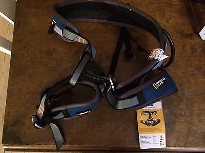 Singing Rock Zenith Climber's Sit Harness w/Tag Size XS