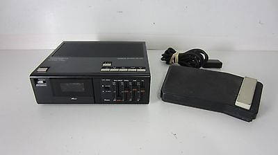 Olympus Optical Co. Microcassette Professional Transcriber Model T700 w/Pedal