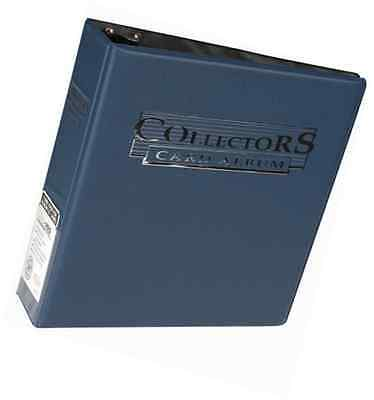 Ultra Pro Collectors Album for 9 Pocket Pages (Blue)
