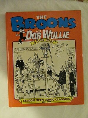 Dc Thompson - The Broons-Oor Wullie Annual - 2001.