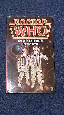 doctor who book - THE CYBERMEN