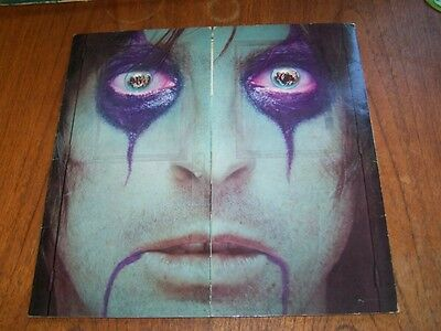 ALICE COOPER From The Inside 1978 UK vinyl LP EXCELLENT CONDITION