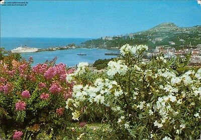 Madeira, Partial view of Funchal, 1975