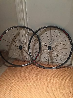 Shimano R500 road bike wheels