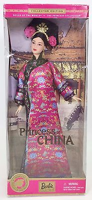 Barbie Princess Of China Dolls Of The World Collector Edition Nrfb