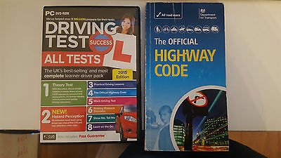Driving Test Success All Tests 2015 Edition