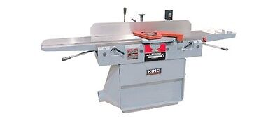 "King Canada Tools KC-120FX 12"" PARALLELOGRAM JOINTER 220v 1 phase Dégauchisseuse"