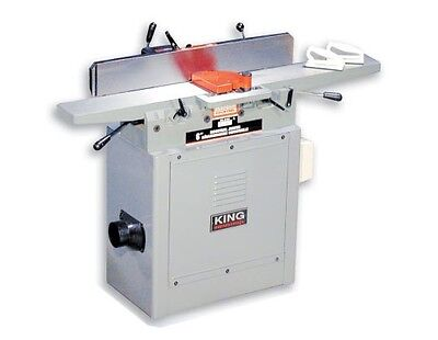 "King Canada Tools KC-75FX 6"" PARALLELOGRAM JOINTER WITH SPIRAL CUTTERHEAD"