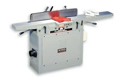 "King Canada Tools KC-85FX 8"" PARALLELOGRAM JOINTER WITH SPIRAL CUTTERHEAD"