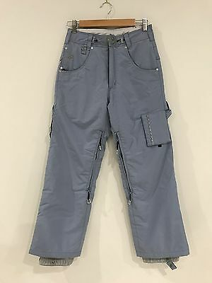 Super Comfy Womens ROXY Insulated Ski Snowboard Pants Size Small XSmall