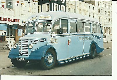 Classic Buses - No. 1 Bedford OB