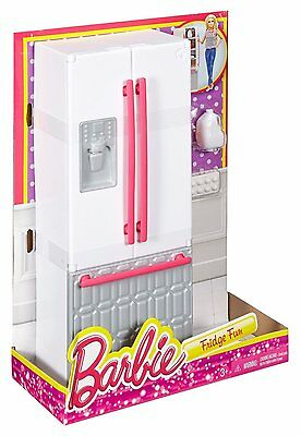 Barbie Large Story Starter Furniture - Fridge Fun Playset