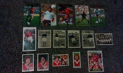 Manchester United Player Cards And Stickers