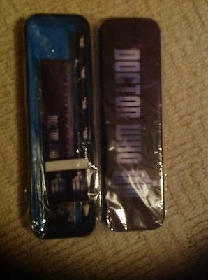 New Dr Who Pencil Case in packaging never opened