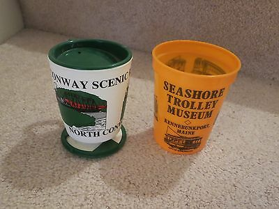 Plastic Drinking Cups (trains)