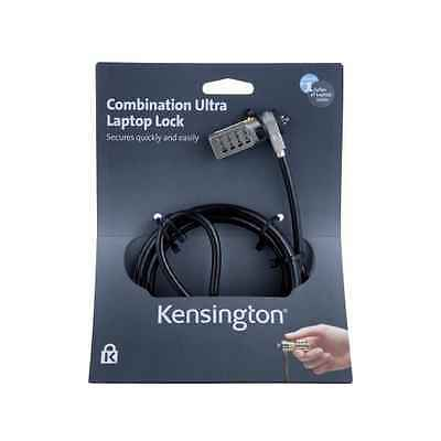Kensington Lock K64675EU Lucchetto Portatile Ultra per Notebook Laptop Cavo