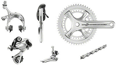Campagnolo Potenza Kit-In-A-Box, 172.5mm, 36/52