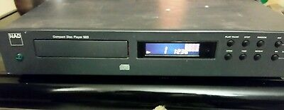 nad cd player 522