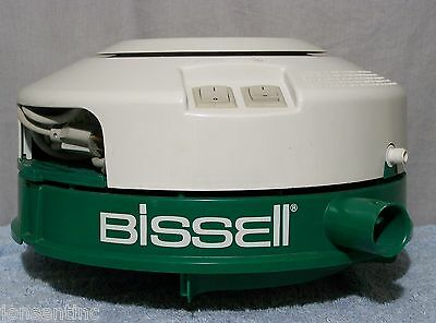 BISSELL BIG GREEN Clean Machine Replacement MOTOR HEAD 1671 Power Lifter