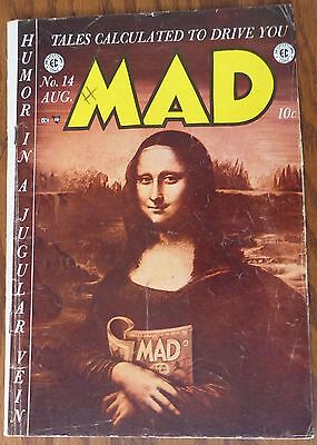 MAD Comic #14 - August 1954