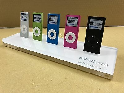 COOL Apple Store iPod nano promo display -Great Gift Collectible Rare Decoration