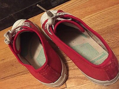 Vintage CONVERSE Jack Purcell Low Top Sneaker Shoes. Size US Men's 5
