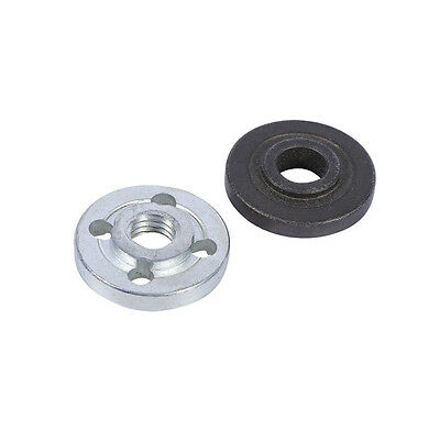 2PCS Replacement Angle Grinder Part Inner Outer Flange Nuts Set for Makita 9523