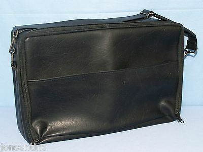60 CD Storage Case CD60 Compact Disc Carrying Holder HOLDS 60 CASE LOGIC STYLE