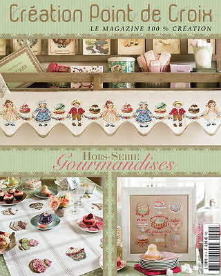 French cross stitch magazine Creation point de croix No.21 Special