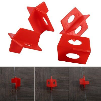 50X 1/16'' Tile Leveling System 3 Side Tile Spacer - Cross And T Floor Wall Tool