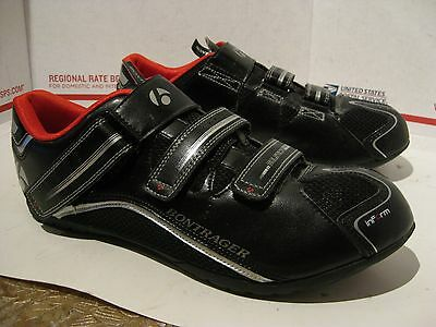 Nice Bontrager Solstice Cycling Road Shoes Mens Sz 13 - Fast Ship -