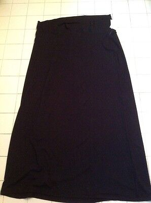 NWT Old Navy Maternity Maxi Skirt Size X Large