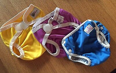 Baby Beehinds Nappy Covers And Happy Babes Swim Nappy Small Baby Reusable Nappy