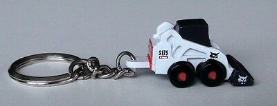 Bobcat S175 Skid-Steer Loader Keyring Diecast New