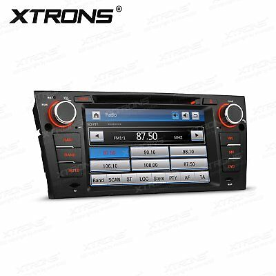 "BMW E90 E91 Stereo Head Unit 7"" Car DVD CD Player GPS Sat-Nav Radio USB SD RDS"